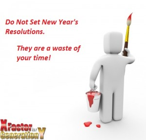 NewYearsResolutions_WasteofTime