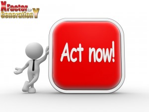 Act Now Generation Y